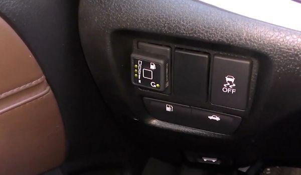 Газ на Acura TLX