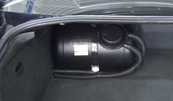 Газ на Audi A3