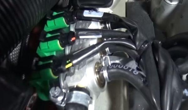 Установка гбо на Audi A8 V6 3.0 TFSI