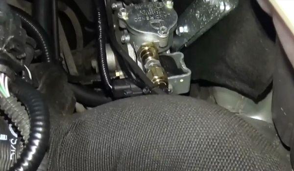 Установка гбо на Audi Q5 3.0 TFSI