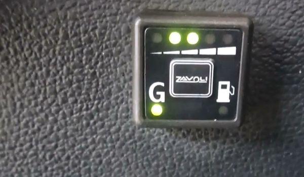 Газовая установка на Audi Q7 3.6 FSI