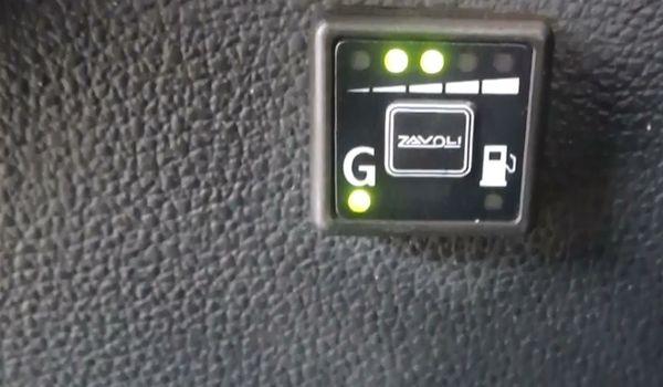 Газовая установка на Audi Q7 4.2 FSI