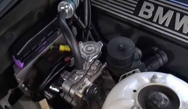 Гбо на BMW e36