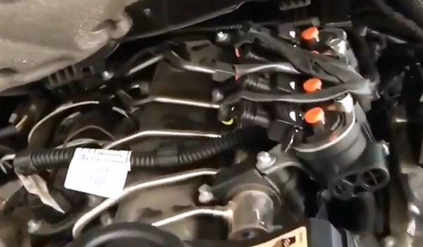 Гбо на BMW F10 2.0 TwinPower Turbo