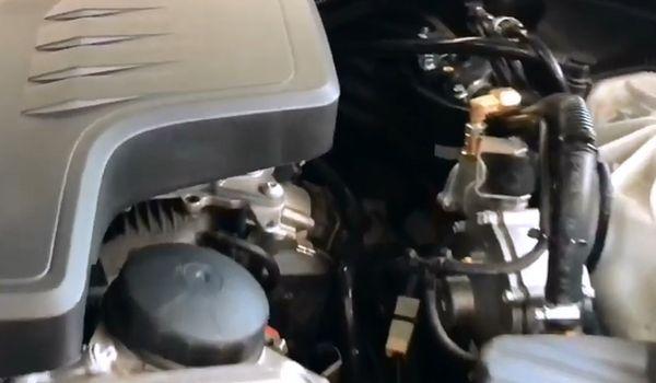 Газ на BMW F10 2.0 TwinPower Turbo