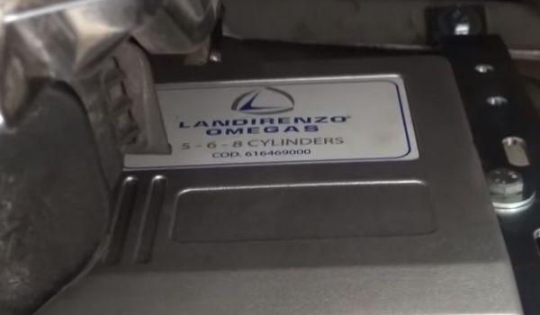 Газ на BMW X5