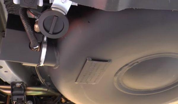 Газовая установка на BYD S6 2.4