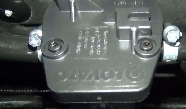 Газ на Chevrolet Cruze 1.8
