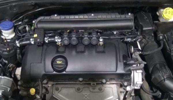 Установка гбо на Citroen DS3 1.6 - 2015