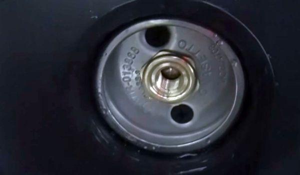 Газобаллонное оборудование на Citroen DS3 1.6 - 2015