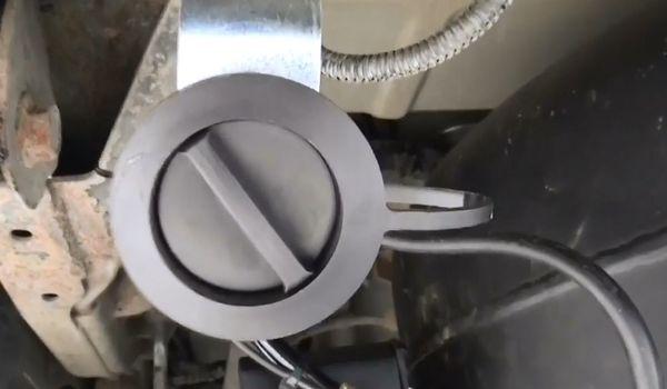 Газобаллонное оборудование на Dodge Durango