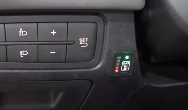 Установка гбо на Fiat Linea 1.4