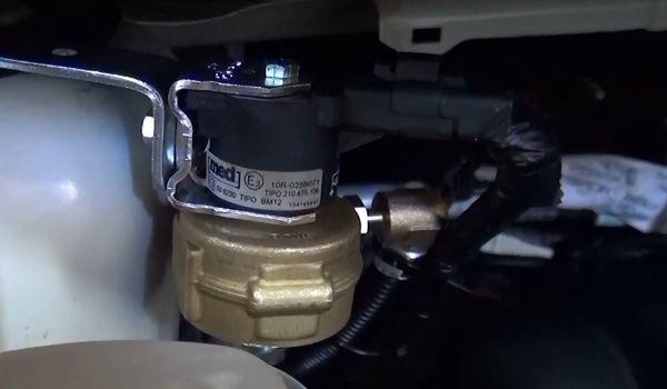 Газ на Ford C-Max