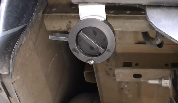 Газовое оборудование на Ford F-150 2.7 V6 Ecoboost USA