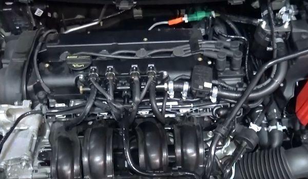 Установка гбо на Ford Fiesta 2017