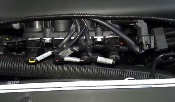 Установка гбо на Ford Fusion 2.0 EcoBoost