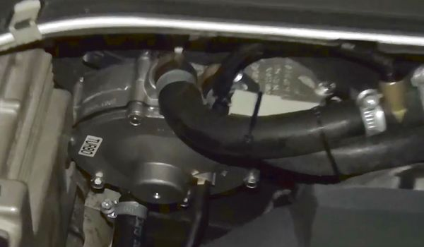 Гбо на Ford Fusion 2.0 Ecoboost Titanium USA