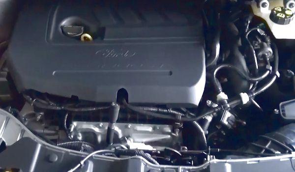 Установка гбо на Ford Kuga 1.5 Ecoboost 2017