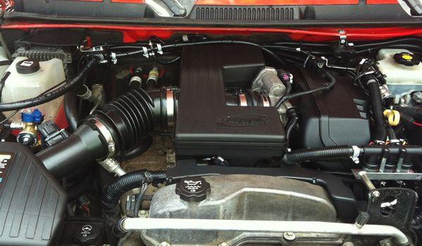 Газ на Hummer H3