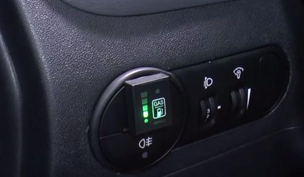 Газовое оборудование на Hyundai i10 1.1
