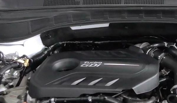 Установка гбо на Hyundai Santa Fe 2.0 Turbo