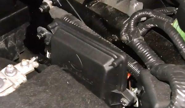 Установка гбо на Jeep Cherokee 2.4 Latitude