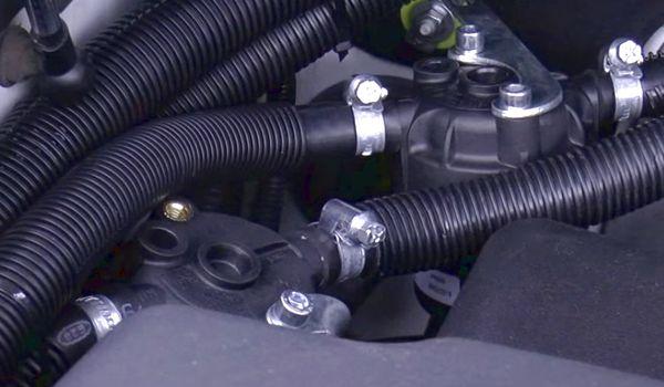 Установка гбо на Lexus LX570 V8 5.7