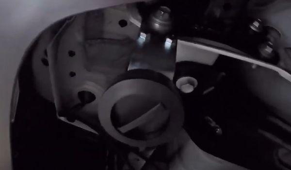 Газ на Lexus NX200 AWD