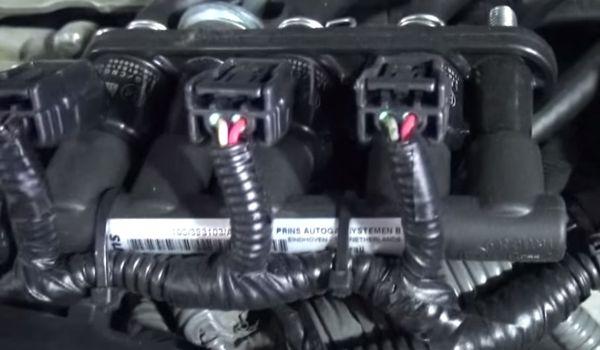 Газ на Lexus RX 300