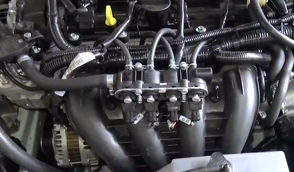 Установка гбо на Mazda 6 Skyactiv - 2017