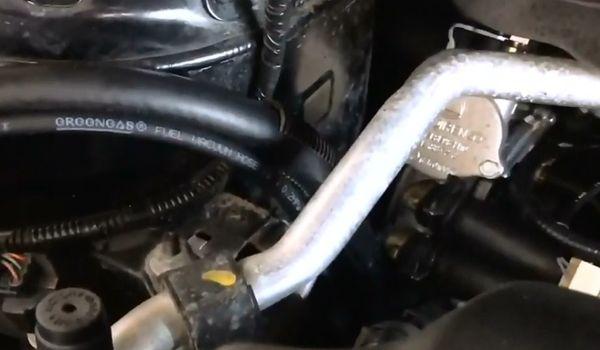 Установка гбо на Mazda CX-5 2.5 Skyactiv 2018/2019