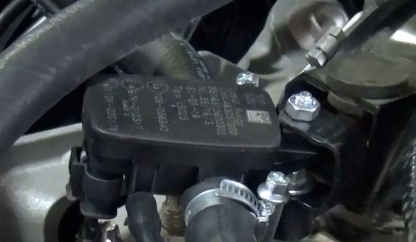 Гбо на Mazda CX 5 2.5 Skyactiv