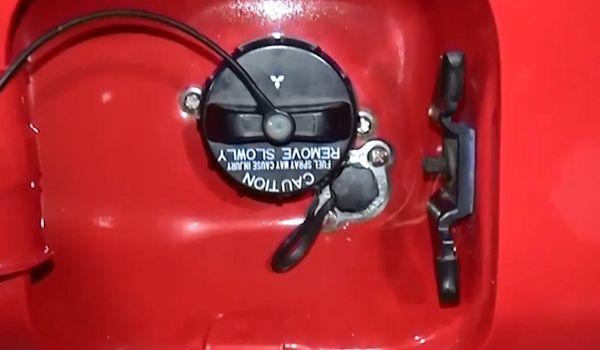 Газ на Mitsubishi Lancer Evolution