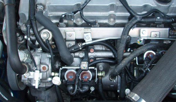 Гбо на Mitsubishi Lancer X Ralliart 2.0