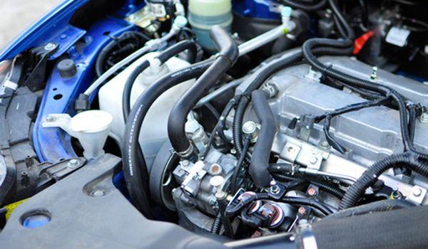 Газовая установка на Mitsubishi Lancer X Ralliart 2.0