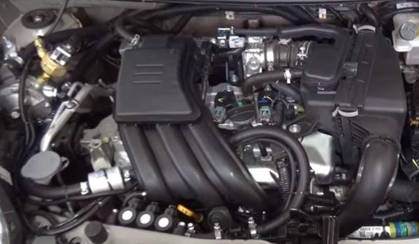 Установка гбо на Nissan Micra 1.2