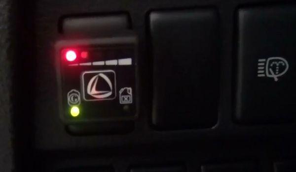 Газовая установка на Nissan Murano 3.5 V6