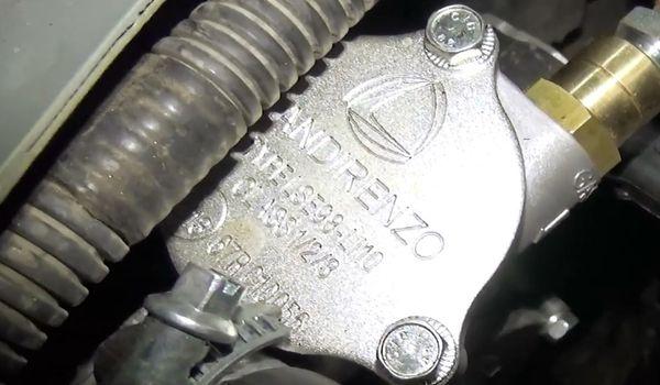 Гбо на Opel Antara 2.4