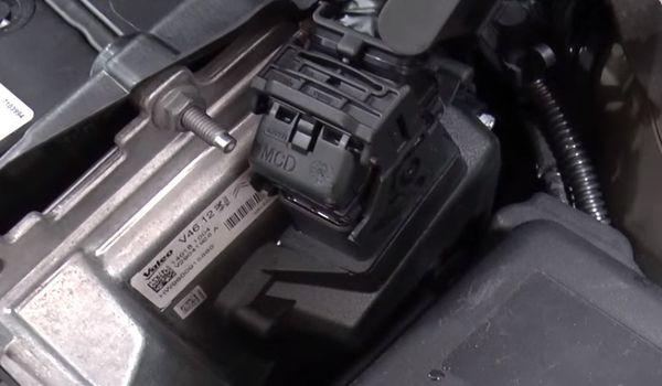 Установка гбо на Peugeot 108 2015