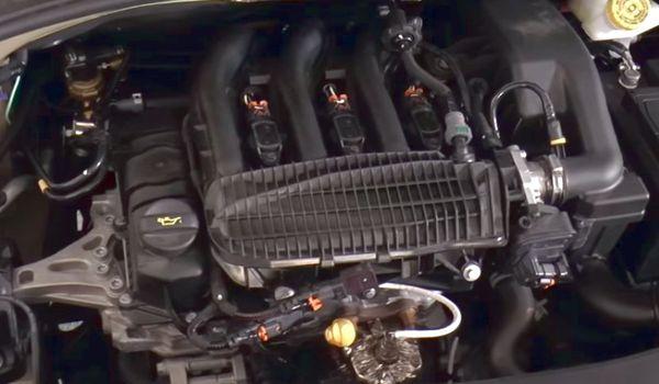 Газ на Peugeot 301 1.2 2015