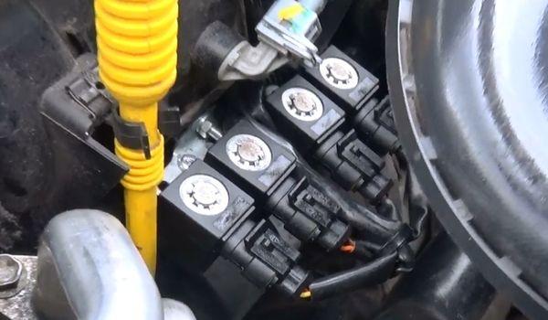 Газ на Renault Logan 1.2 2013