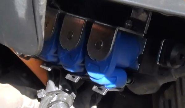 Газ на Seat Leon 1.6