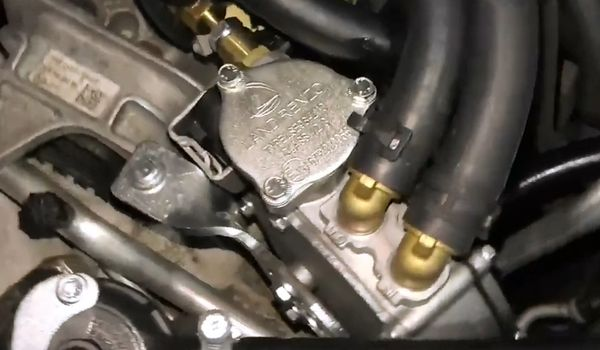Газ на Skoda Octavia A7 1.4 CZDA
