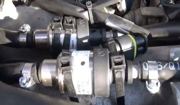 Установка гбо на Subaru Impreza