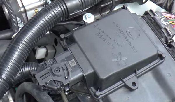 Газ на Suzuki Grand Vitara 2015