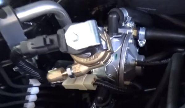 Установка гбо на Suzuki Vitara 1.6 2015