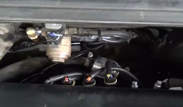 Гбо на Toyota Camry Hybrid 2.4