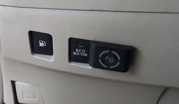 Газ на Toyota Camry Hybrid 2.4