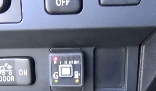 Газ на Toyota Tundra 4.6