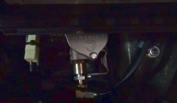 Установка гбо на Toyota Venza 2015 года